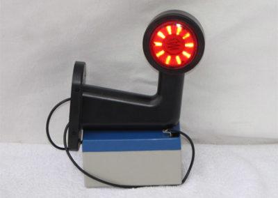 Szélességjelző - forgó fénnyel